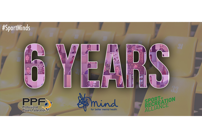 PPF - 25th March 2021 - Celebrating Six Years of the Mental Health Charter for Sport