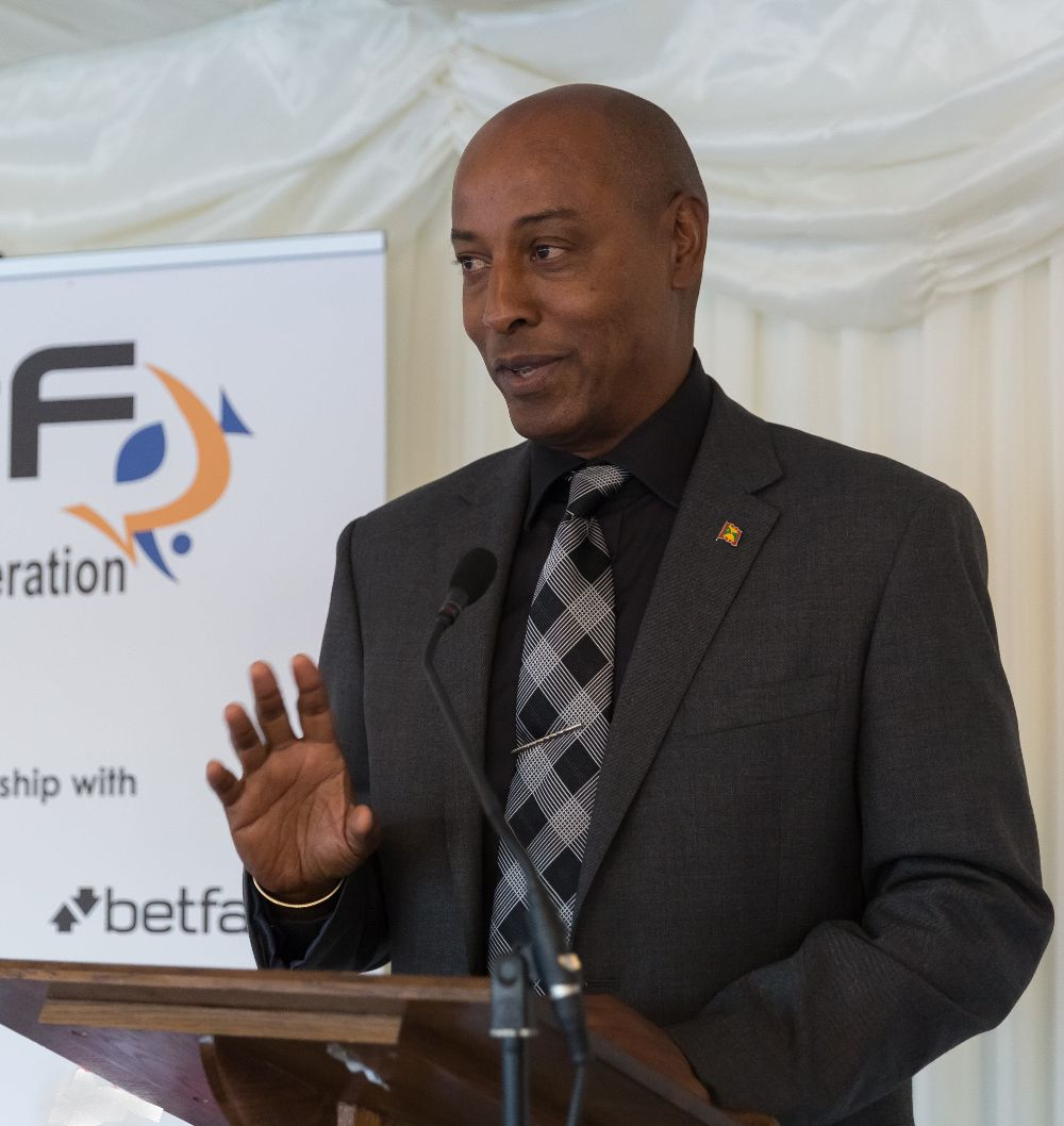 Executive Chairman - Brendon Batson OBE