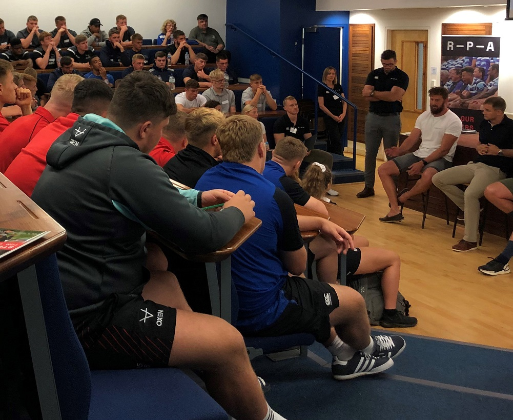 RPA - 2nd Sep 2019 - Academy Induction Day