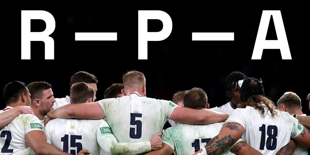 RPA - 12th September 2020 - England Player Squad Agreement Release