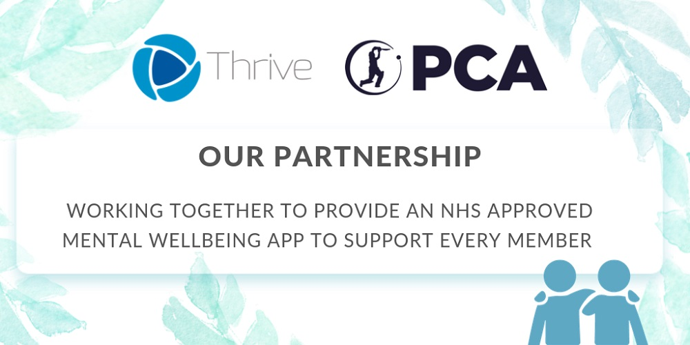 PCA - 10th October 2019 - PCA relaunch Mental Wellbeing App